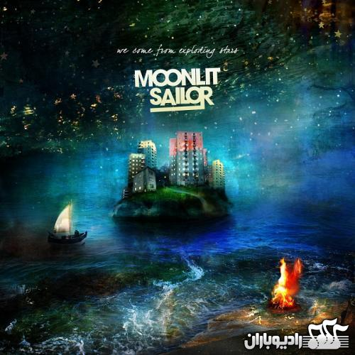 Moonlit Sailor We Come From Exploding Stars 2014 دانلود آلبوم زیبای We Come From Exploding Stars اثری از Moonlit Sailor