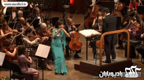 New York Philharmonic and Long Yu - Junqiao Tang (Chinese New Year)