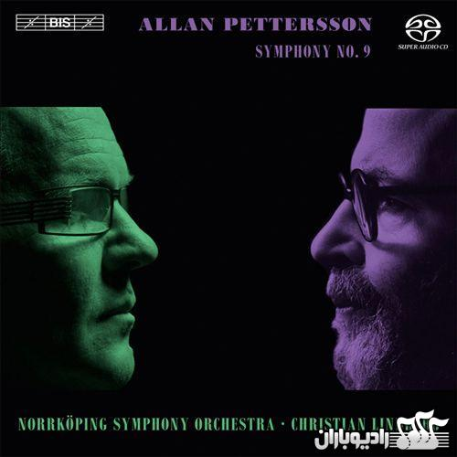 Norrkoping Symphony Orchestra - Symphnoy No.9 (Allan Pettersson)(2014)