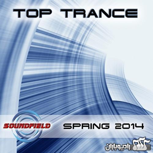 Various Artists - Top Trance Spring (2014)