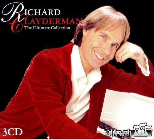 Richard Clayderman - The Ultimate Collection - 3CD (2005)