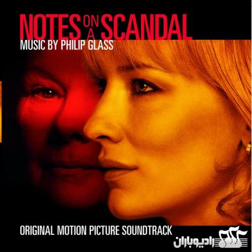 Philip Glass - Notes On A Scandal (Score)-(2006)