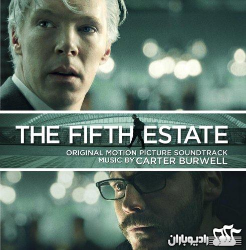 %آلبوم موسیقی فیلم The Fifth Estate اثرکارتر بورول