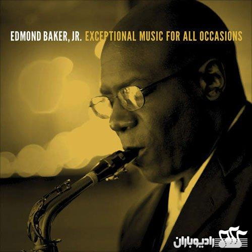 %آلبوم ساکسیفون Exceptional Music for All Occasions اثری از Edmond Baker Jr.