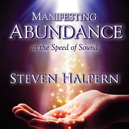 %دانلود آلبوم Manifesting Abundance at the Speed of Sound اثری از Steven Halpern