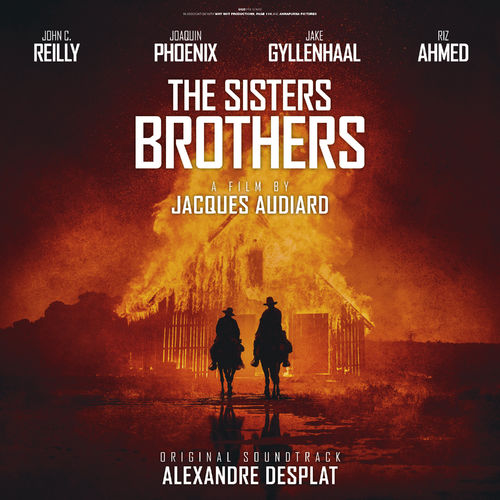 %دانلود آلبوم Alexandre Desplat   The Sisters Brothers
