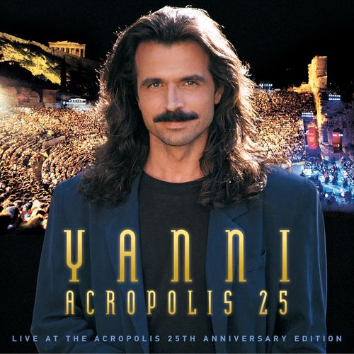 %دانلود آلبوم Live at the Acropolis   25th Anniversary Deluxe Edition (Remastered) اثری از Yanni