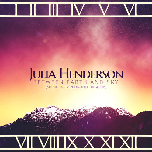 %دانلود آلبوم موسیقی Julia Henderson   Between Earth and Sky