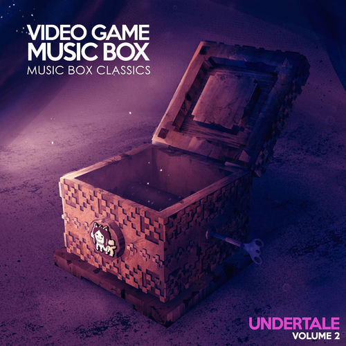 %دانلود آلبوم موسیقی Video Game Music Box   Music Box Classics UNDERTALE