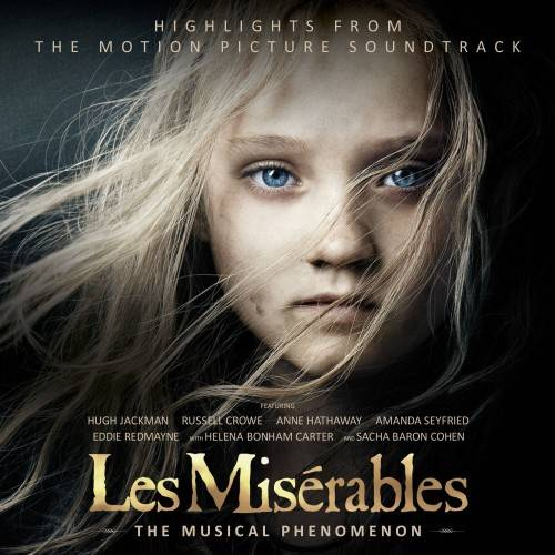 A – Les Miserables (Highlights From The Motion Picture Soundtrack) (2012)