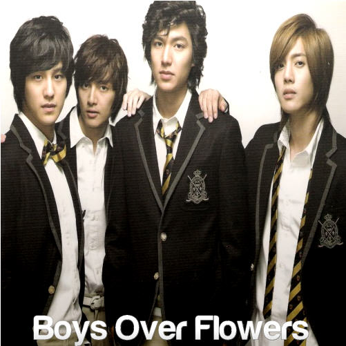 %Boys Over Flowers ost