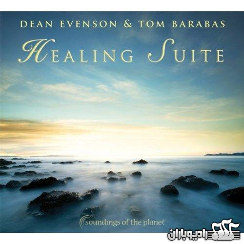 %دانلود آلبوم Dean Evenson and Tom Barabas   Healing Suite 2009
