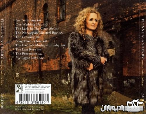 %دانلود آلبوم Fionnuala Sherry   Songs From Before 2011