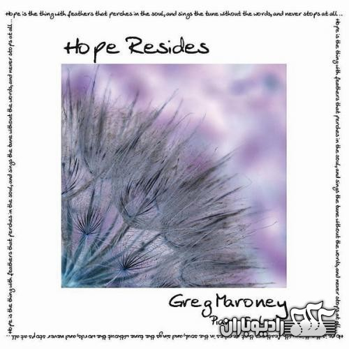 Greg maroney - HOPE RESIDES