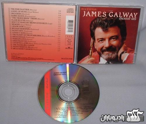 James Galway - Greatest Hits 1988