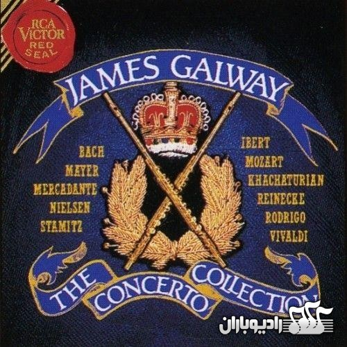 James Galway - The Concerto Collection
