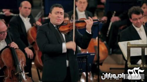 Maxim Vengerov and Oxford Philomusica - Britten Violin Concerto 3