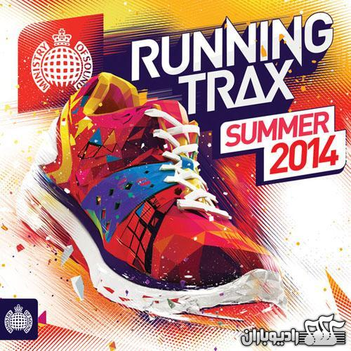 Ministry of Sound - Running Trax Summer 2014