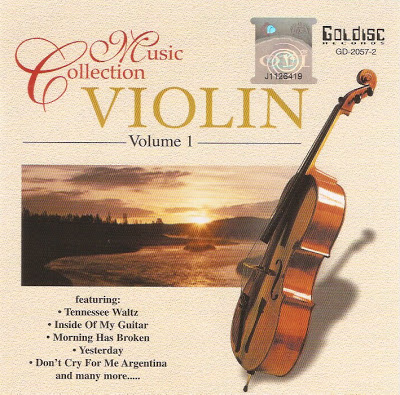 Music Collections - Violin 1