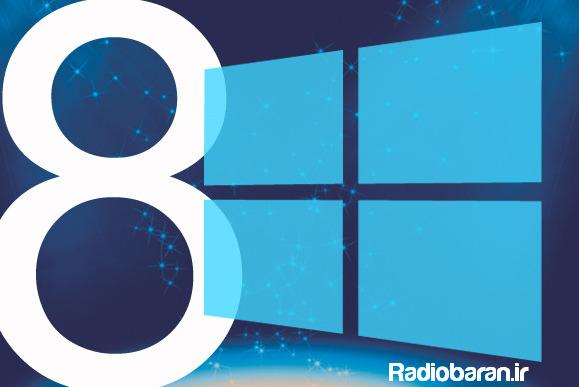 Music from advertising Windows 8