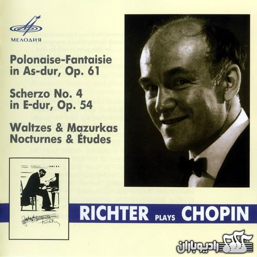 Sviatoslav Richter - Ritcher Plays Chopin 2009