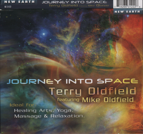 Terry Oldfield feat. Mike Oldfield - Journey Into Space (2012)