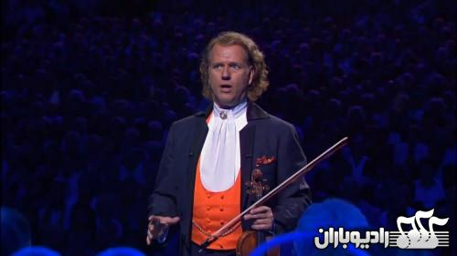 andre rieu - conquest of paradise