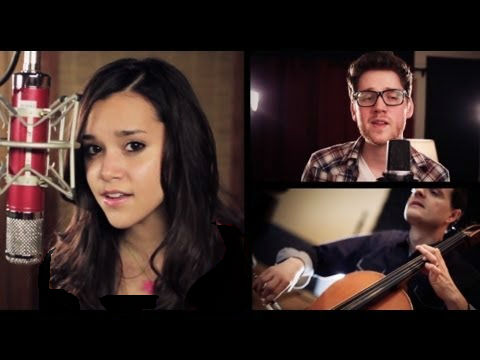 %دانلود موزیک ویدئوی Begin Again   Taylor Swift (cover) Megan Nicole Alex Goot The Piano Guys