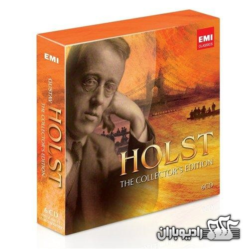 gustav-holst-the-collectors-edition